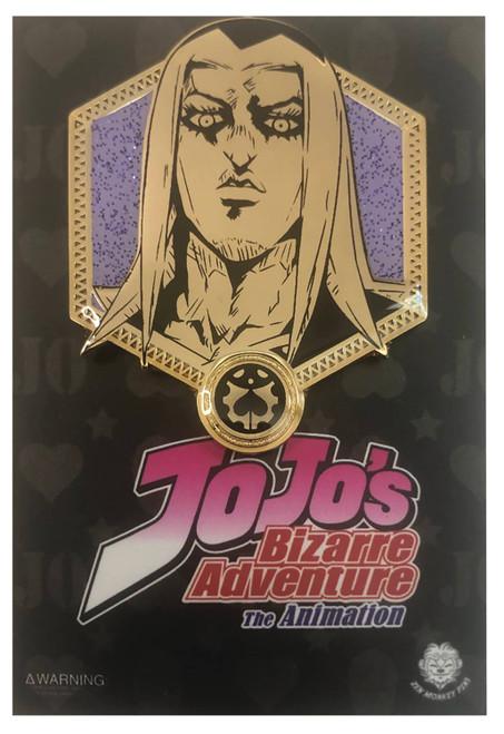 JoJo's Bizarre Adventure Enamel Pin - Golden Abbacchio