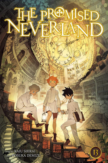 The Promised Neverland Graphic Novel 13