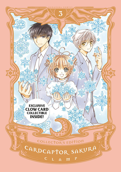 Cardcaptor Sakura Colector's Edition 03 (Hardcover)