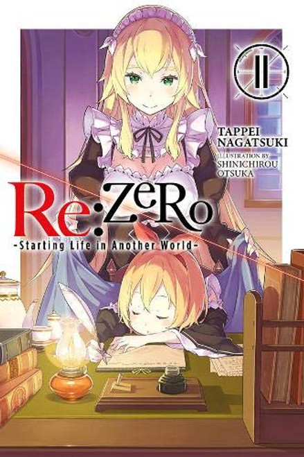 Re:Zero -Starting Life in Another World- Novel 11
