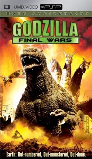 Godzilla Final Wars UMD (Live)
