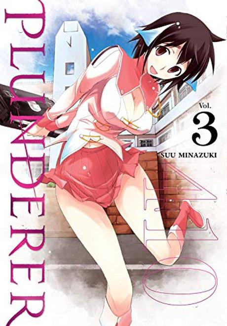 Plunderer Graphic Novel 03