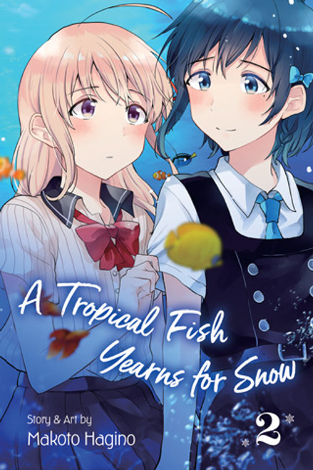 A Tropical Fish Yearns for Snow Graphic Novel Vol. 02