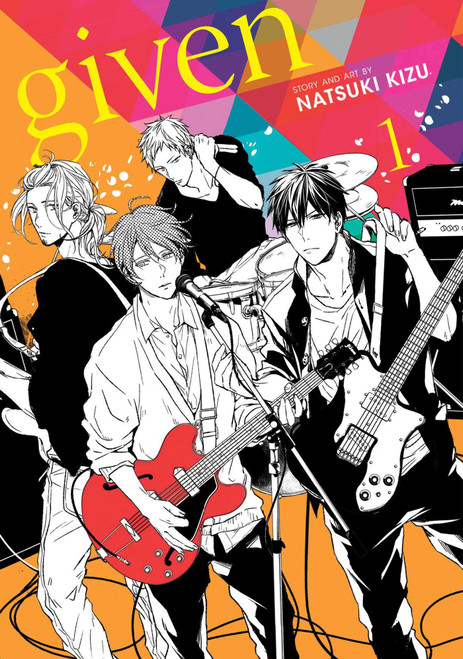 Given Graphic Novel 01