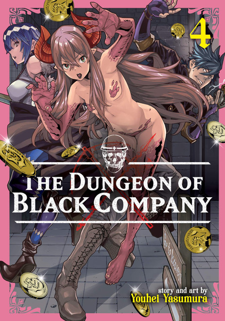 The Dungeon Of Black Company Graphic Novel Vol.04