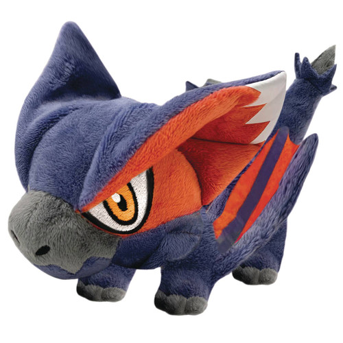 Monster Hunter Chibi Plush - Nargacuga