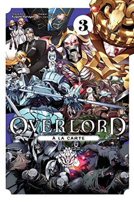 Overlord a la Carte Graphic Novel 03