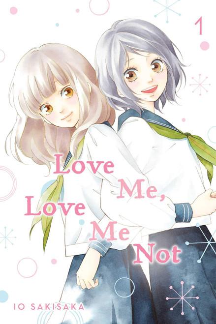 Love Me, Love Me Not Graphic Novel Vol. 01