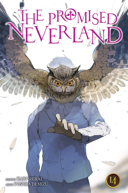 The Promised Neverland Graphic Novel 14