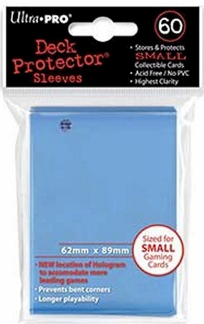 Ultra Pro Card Sleeves Small - Light Blue