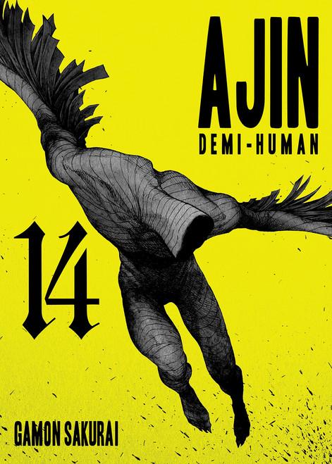 Ajin: Demi-Human Graphic Novel 14