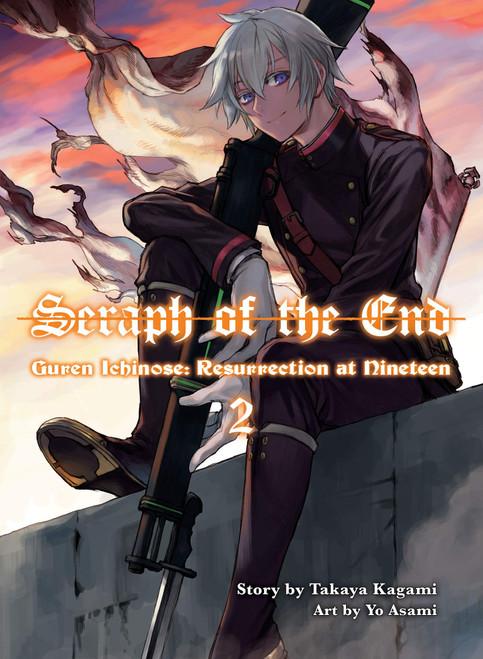 Seraph of the End Guren Ichinose Resurrection At Nineteen 02