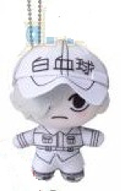 Cells at Work! Plush Doll - White Blood Cell 01