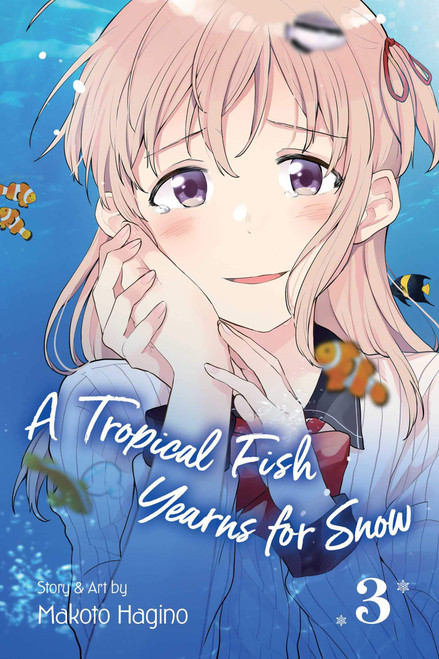 A Tropical Fish Yearns for Snow Graphic Novel Vol. 03
