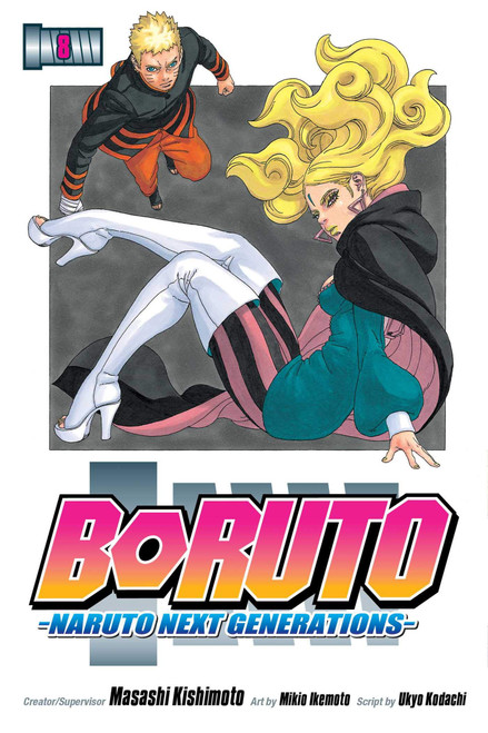 Boruto Vol. 08