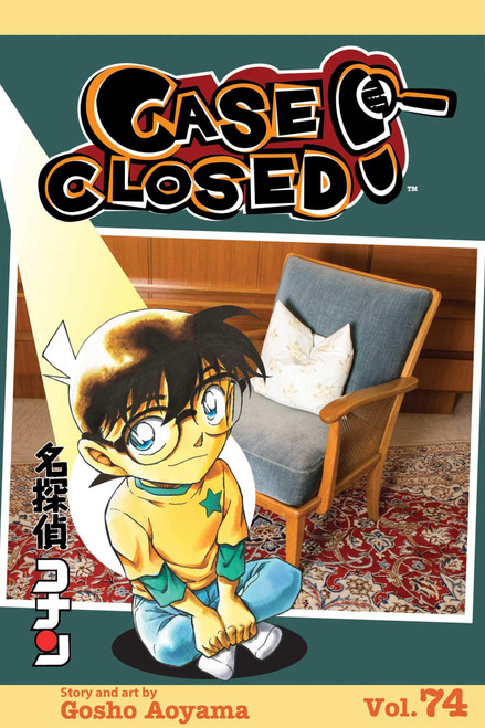 Case Closed Graphic Novel Vol. 74