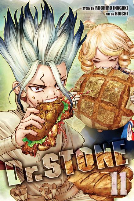 Dr. STONE Graphic Novel Vol. 11