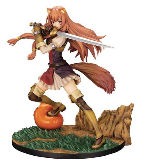 The Rising of the Shield Hero Ani-Statue - Raphtalia