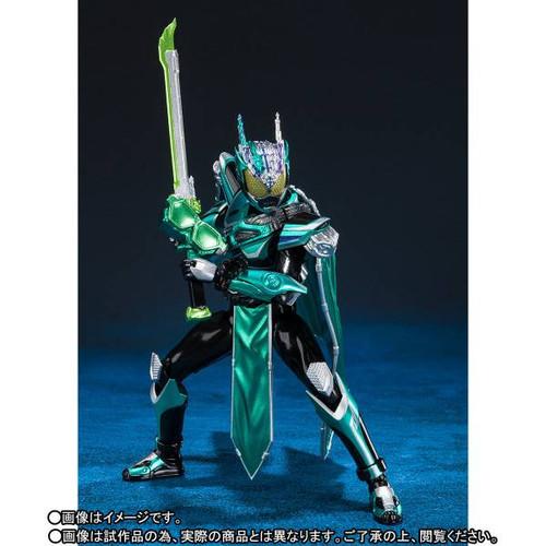 Kamen Rider Brain S.H.Figuarts (Limited Edition)