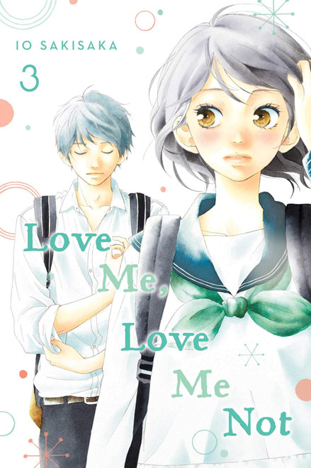 Love Me, Love Me Not Graphic Novel Vol. 03