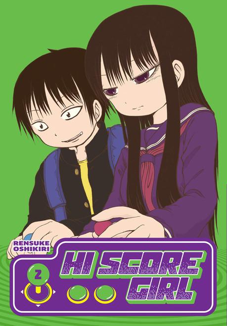 Hi Score Girl Graphic Novel 02