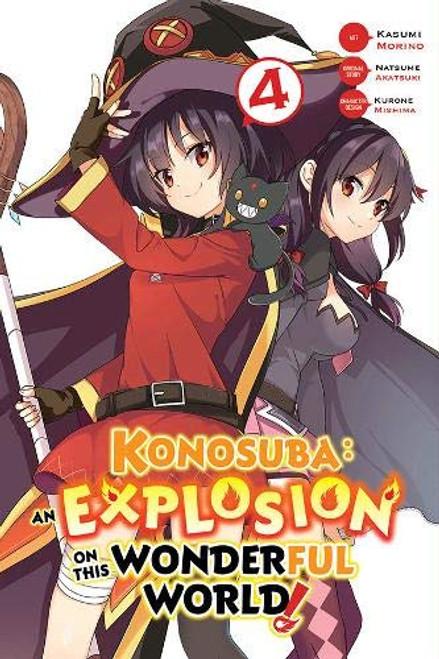 Konosuba: An Explosion on This Wonderful World! Vol. 04