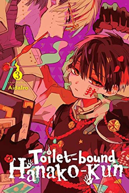 Toilet-Bound Hanako-Kun Graphic Novel 03