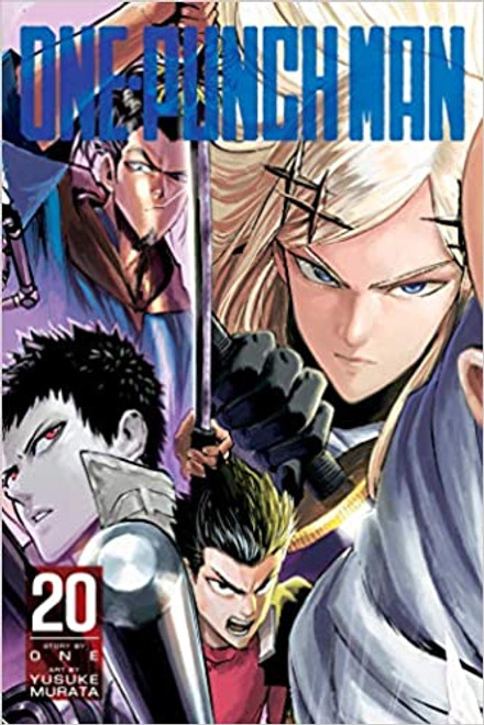 One-Punch Man Graphic Novel 20