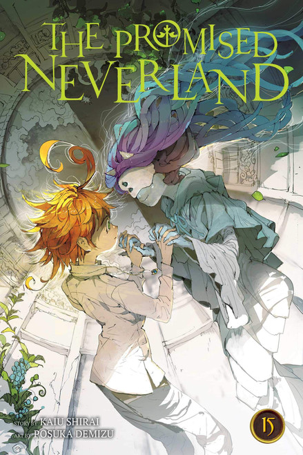 The Promised Neverland Graphic Novel 15