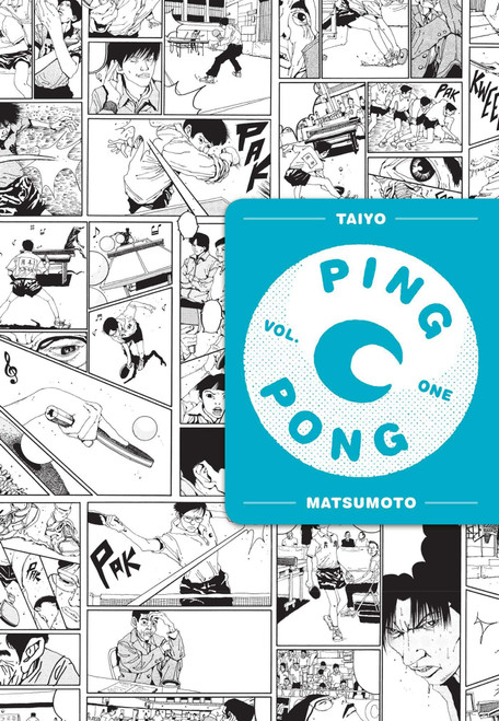 Ping Pong Graphic Novel 01