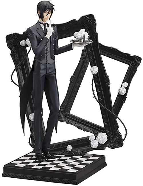 Black Butler: Book of Circus ARTFX J Statues - Sebastian