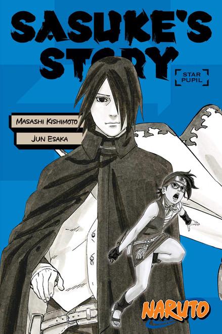Naruto Novel Sasuke's Story: Star Pupil