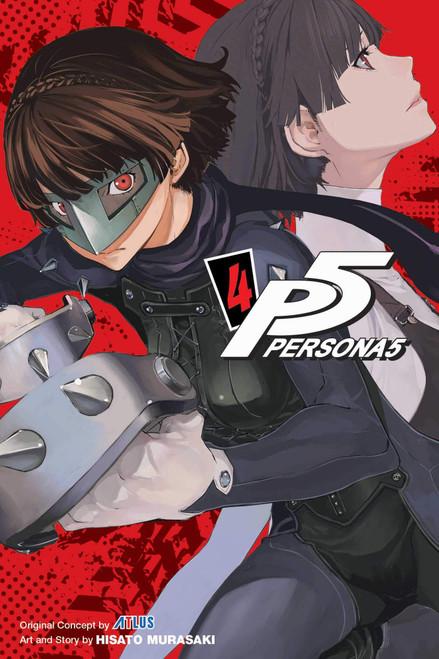 Persona 5 Graphic Novel 04