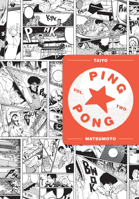Ping Pong Graphic Novel 02