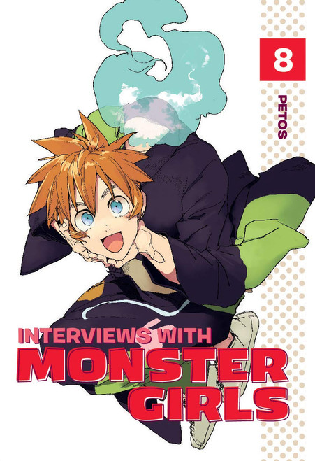 Interviews with Monster Girls Graphic Novel 08