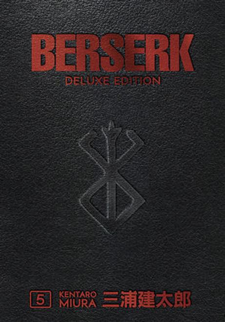 Berserk Deluxe Volume 05 (HC)