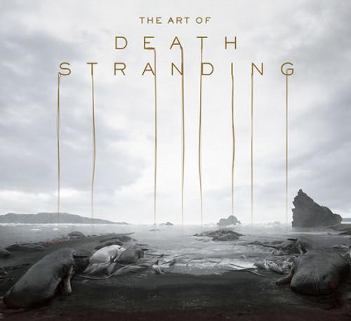 The Art of Death Stranding Art Book (Hardcover)