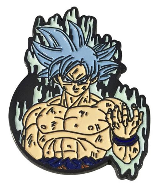Dragon Ball Super Enamel Pin - Ultra Instinct Goku