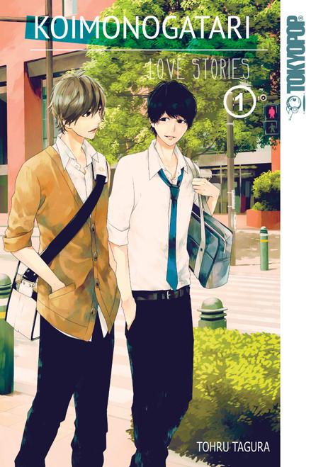 Koimonogatari: Love Stories Graphic Novel 01