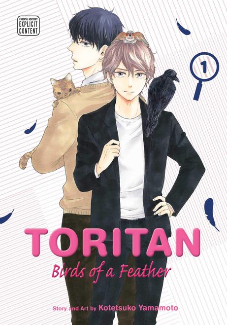 Toritan: Birds of a Feather Graphic Novel 01