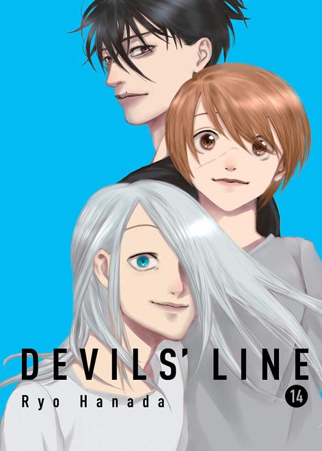 Devil's Line Graphic Novel 14