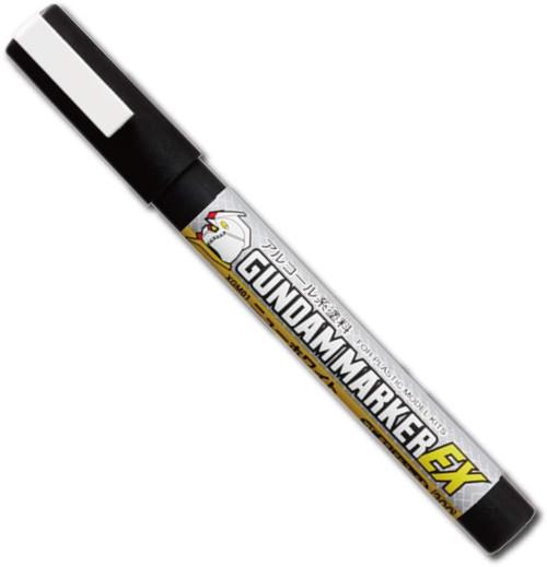 Mr. Hobby - Gundam Marker EX New White
