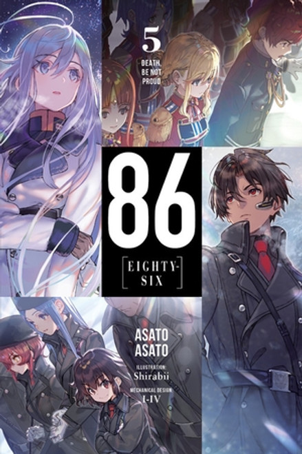 86--EIGHTY-SIX Novel 05