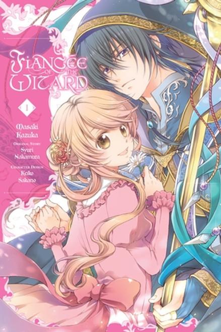 Fiancee Of The Wizard Manga 01