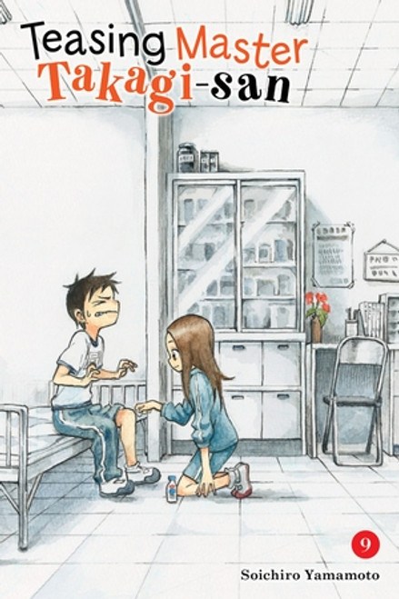 Teasing Master Takagi-san Graphic Novel 09