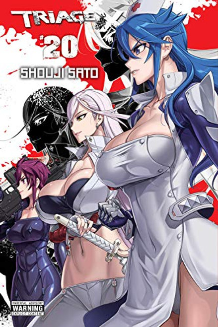 Triage X Graphic Novel 20