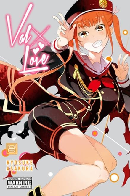 Val x Love Graphic Novel 08