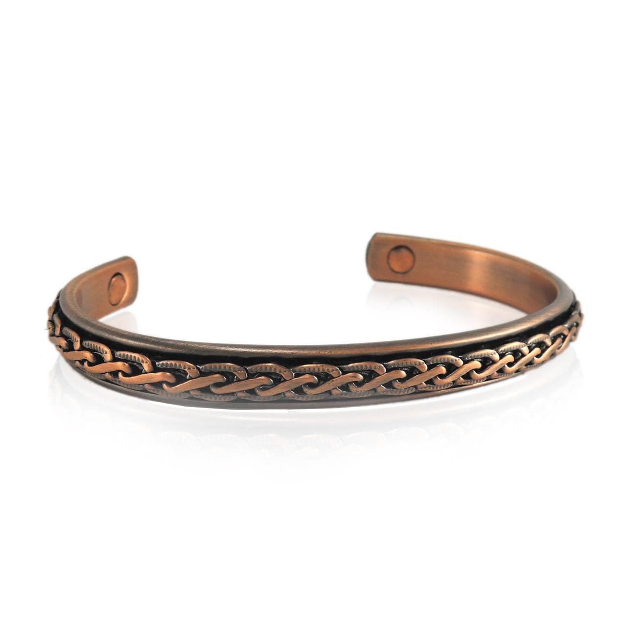 C-KCB120 Copper Bracelet