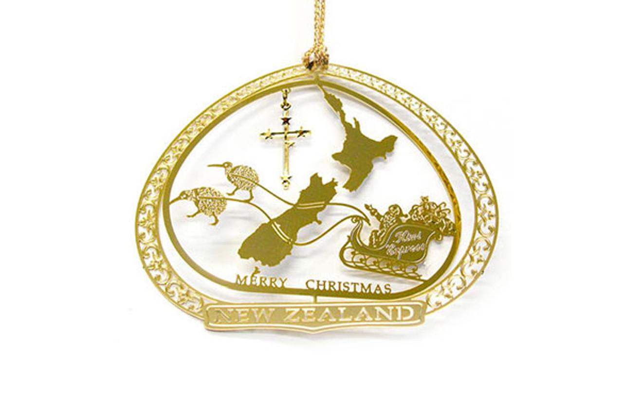 NZ Christmas Christmas decoration