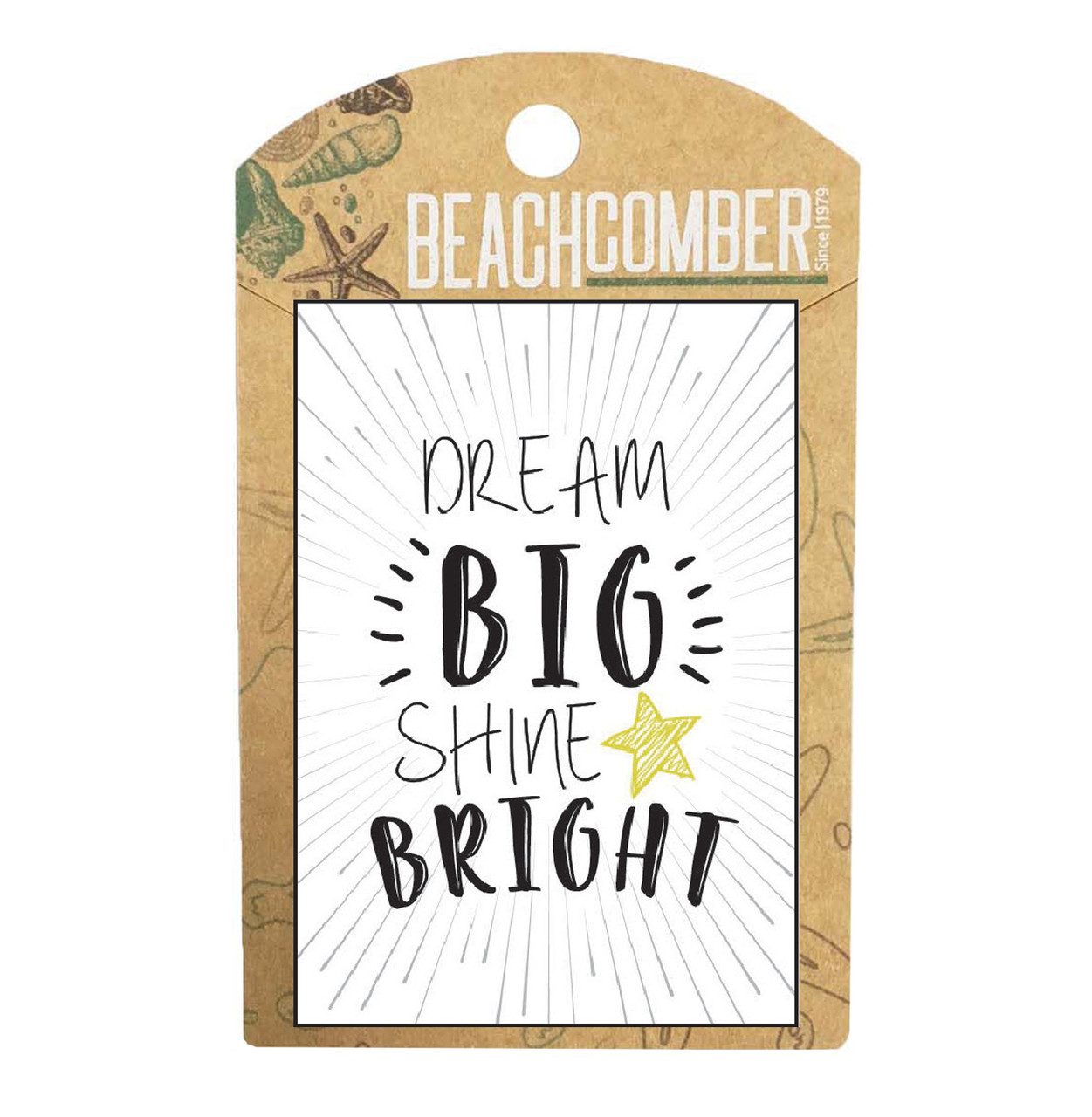BCMG4015 Magnet Shine Bright Carded